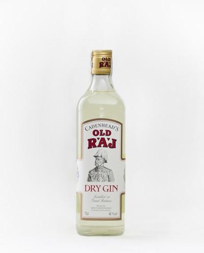 Old Raj Cadenhead's Dry Gin